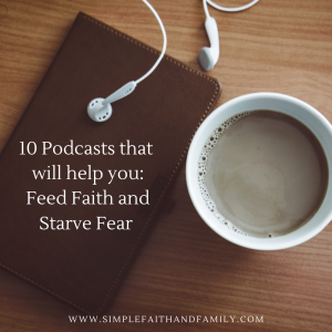 podcasts to feed faith