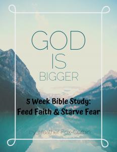 Bible study bonus pages